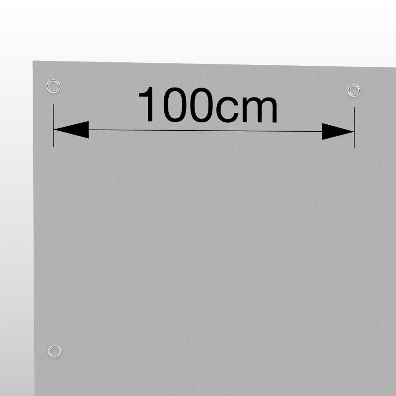 Occhielli ogni 100cm