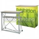 Desk personalizzabile per stand