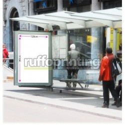 MUPI 120x180 Carta High Quality